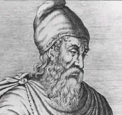 287 a.C Arquímedes