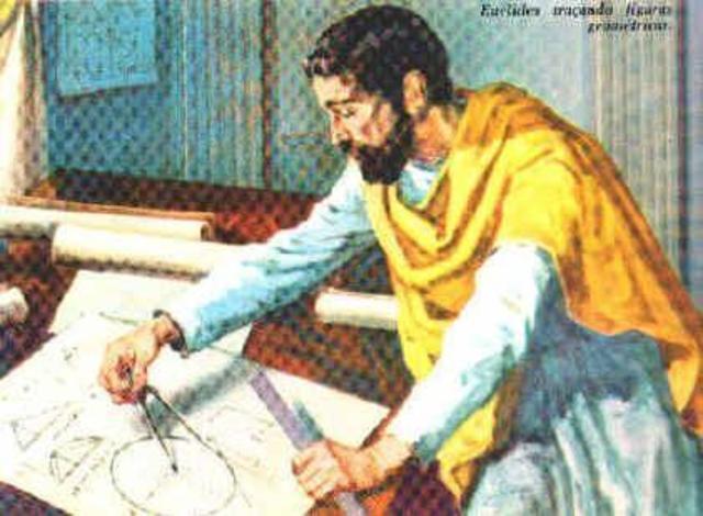 300 a.C: Euclides