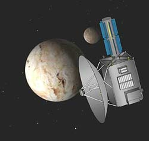 Pluto Express
