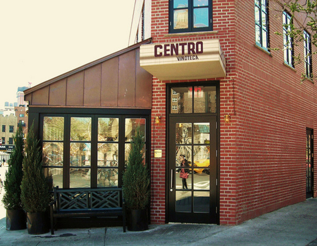 Centro Vinoteca Restaurant in New York