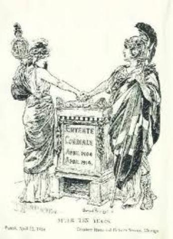 Entente Cordial anglo-francesa