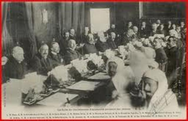 Se inicia la Conferencia de Algeciras