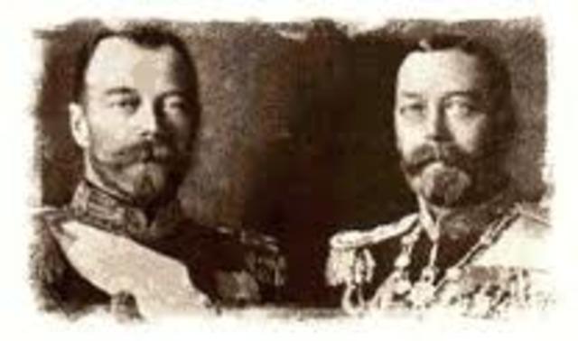 Creación de la Entente anglo-rusa
