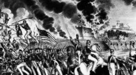 Marina P Mexican and American War Timeline