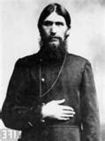Rusputin Murdered