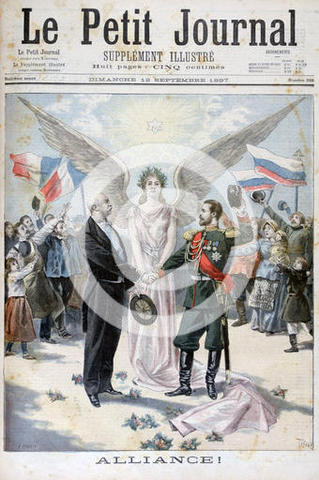 franco russian relationship with the us