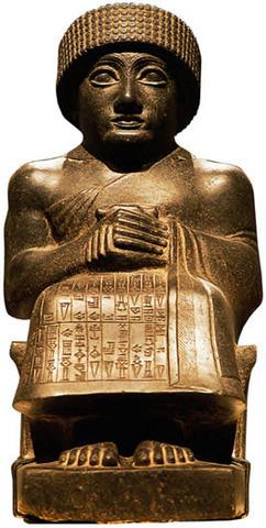 El dibujo en la antiguedad - Año 2480 a.C