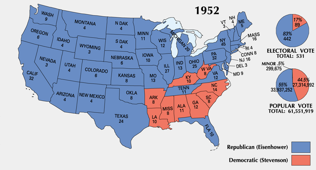 1950s The Eisenhower Years And The Fear Of Communism