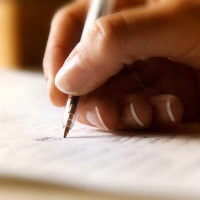 Writing Goal Johanna timeline