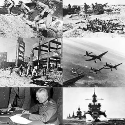 Word War II timeline
