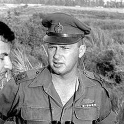 Itzchak Rabin timeline