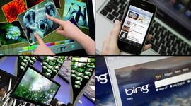 Hitos de la Tecnologia timeline