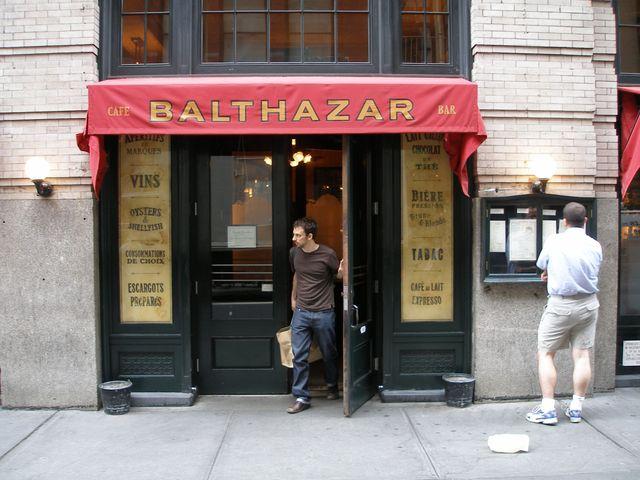 Balthazar: Breakfast @ New York City