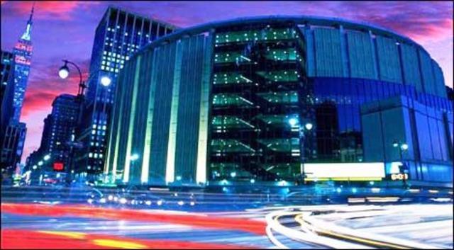Madison Square Garden - New York venue