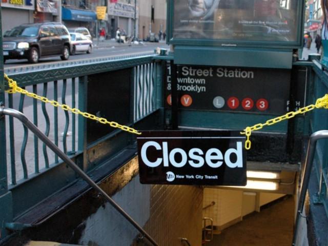 New York City Transit Strike