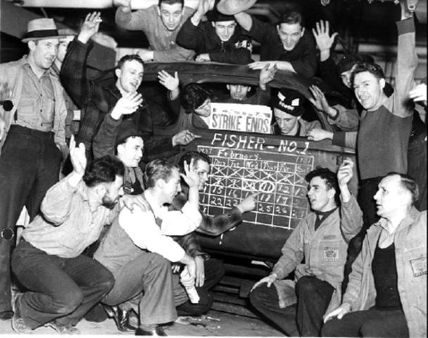 General Motors Sit-Down Strike