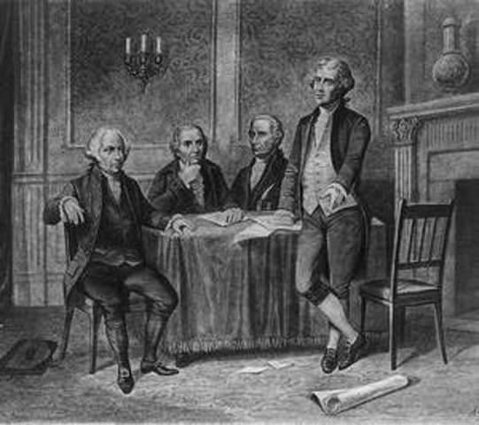 James Madison elected to Continental Congress
