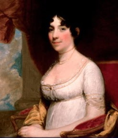James Madison marries Dolley Payne Todd