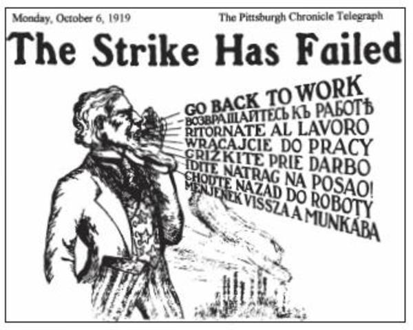 Steel Strike