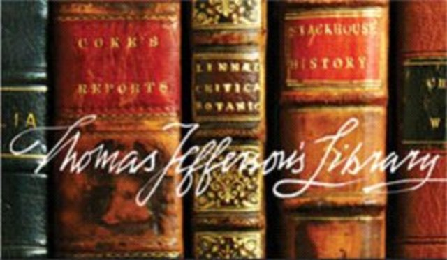 James Madison Purchases Thomas Jefferson's Library