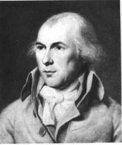 James Madison serves 2 terms as president