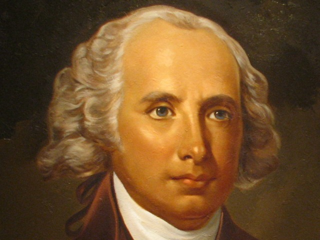 James Madison retires Montpelier