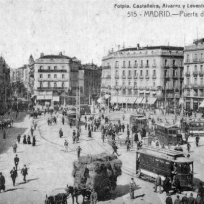 España 1902-1939  economia y sociedad timeline