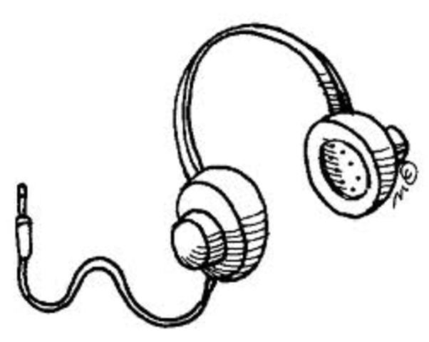 Very Sensitive Headphones
