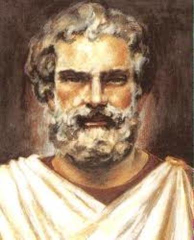 600 a.C. tales de mileto