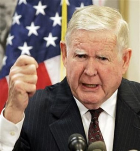 Rep. John Murtha (D-PA) calls for U.S. troop withdrawal from Iraq