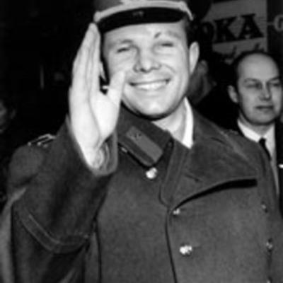 Юрий Алексеевич Гагарин  timeline