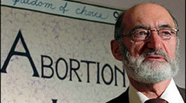 Henry Morgentaler timeline