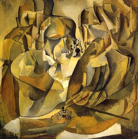 Marcel Duchamp dibujo contemporaneo siglo 20