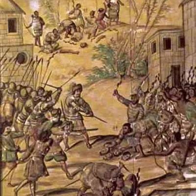 Spanish Invasion of the Aztecs timeline