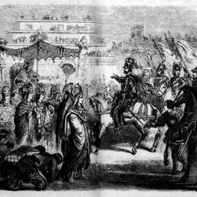 Spain invation of the Aztecs timeline
