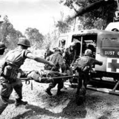 THE VIETNAM WAR- Allison  timeline