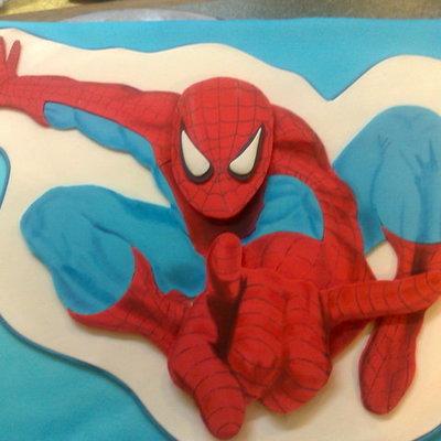 2010 Spider Man timeline