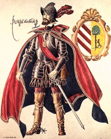 Cortes becomes governor and captain-general of New Spain