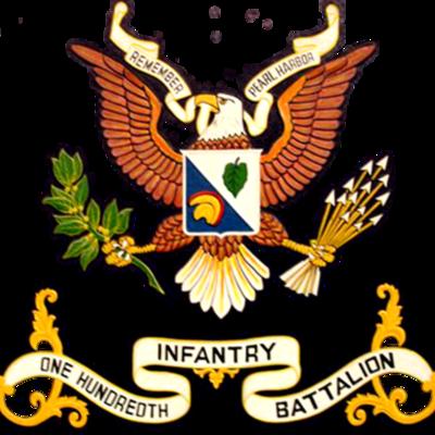 100th Infantry Battalion timeline