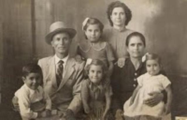 Naixament del meu avi