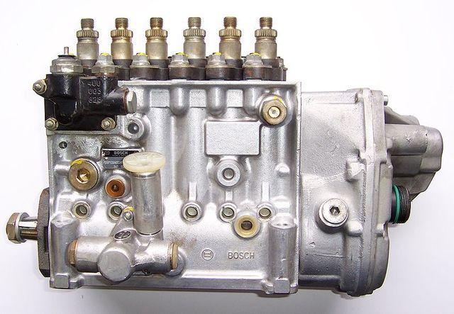 Aparició del motor dièsel