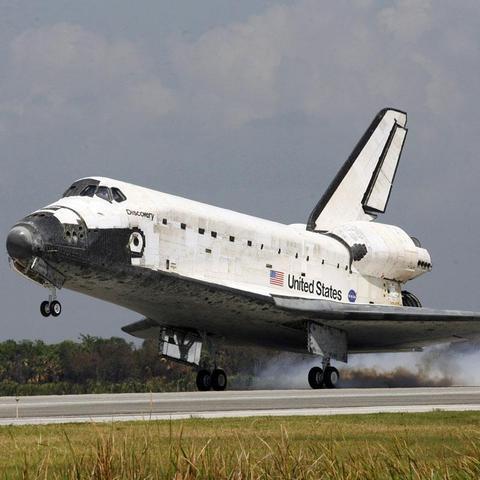 1r llançament del Discovery