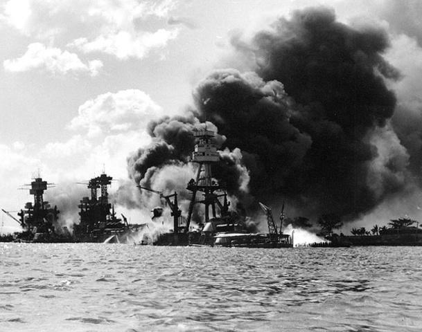 World War II: Pearl Harbor - The Atlantic |World War 2 Bombing Of Pearl Harbor