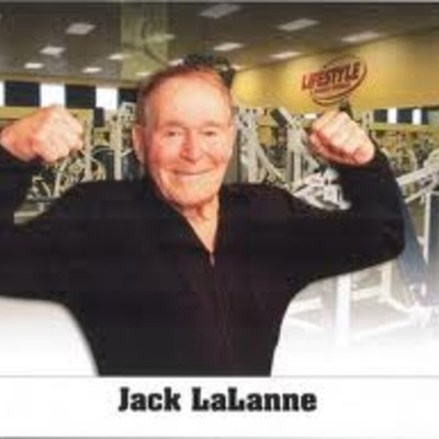 Jack LaLanne timeline