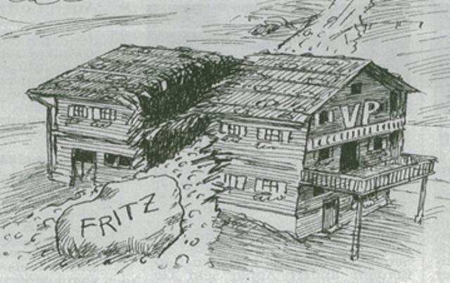 Erdrutschsieg der Liste Fritz - Landtagswahl 2008