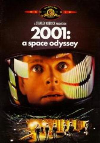 2001, una odissea de l'espai – Stanley Kubrick – Arthur C. Clarke