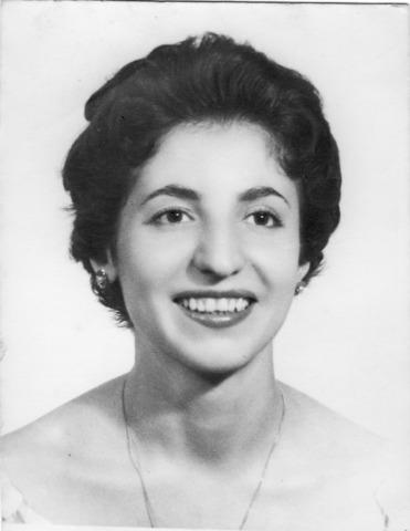 Naixament de l'àvia Teresa