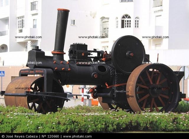 Primera màquina de vapor a Catalunya