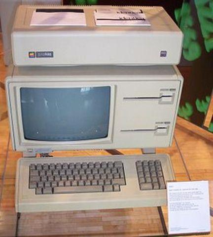 Apple Lisa Computer