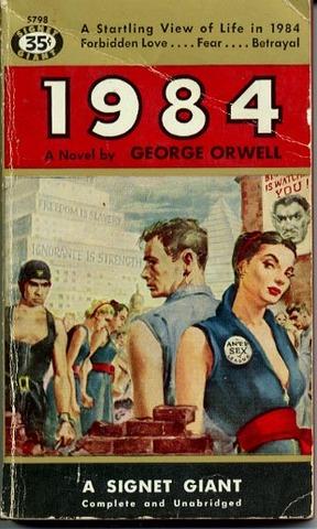 1984 – George Orwell